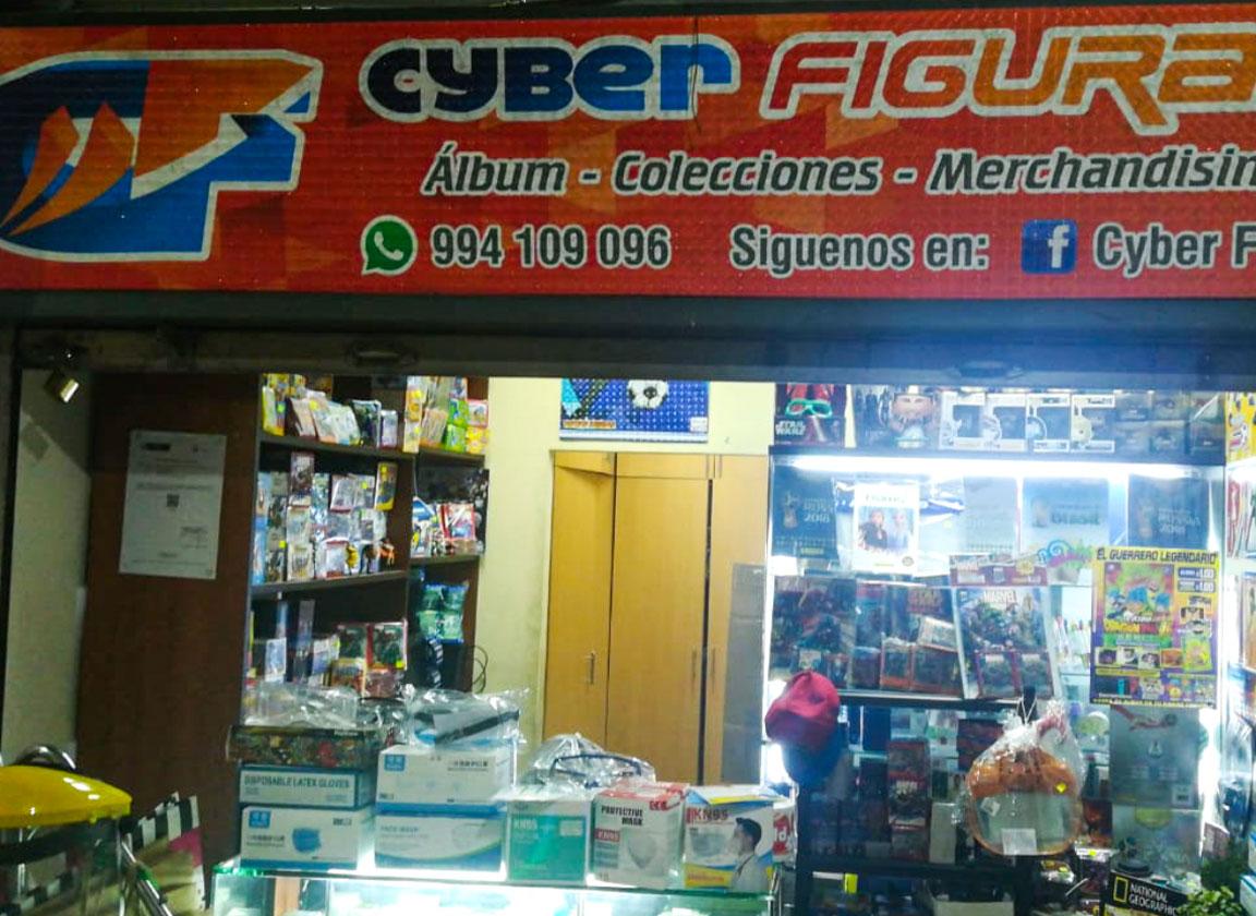 Cyber Figuras